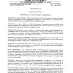 thumbnail of Third declaration of disaster[989]