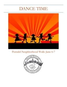 thumbnail of Penndel Neighborhood walk.dancing