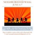 thumbnail of Penndel Neighborhood walksign6.7